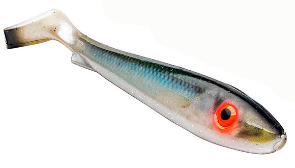 McRubber Jr. 17 cm Real Series Baltic Herring