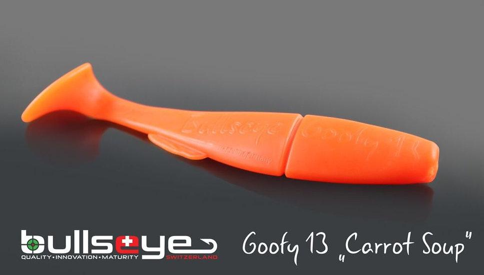 Bullseye Goofy Carrot Soup