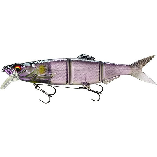 Daiwa Hybrid Swimbait 250 Ghost Purple Ayu