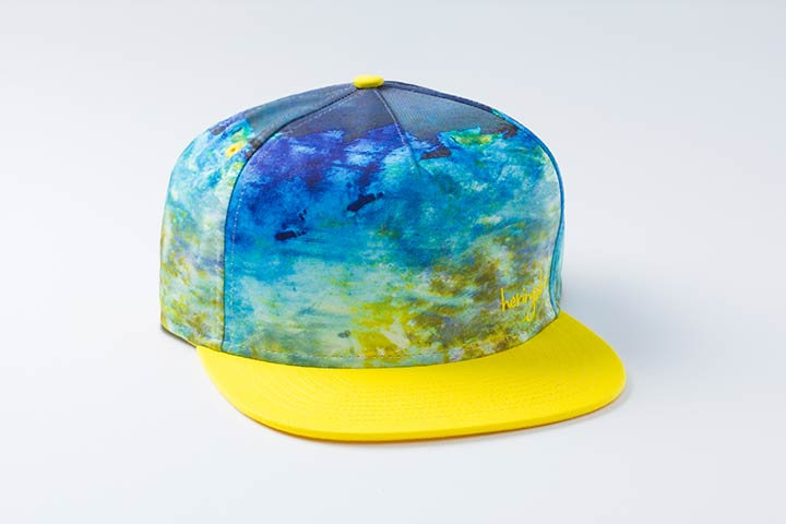 "Heringsküt Cap ""The Yellow Fin Tuna"""