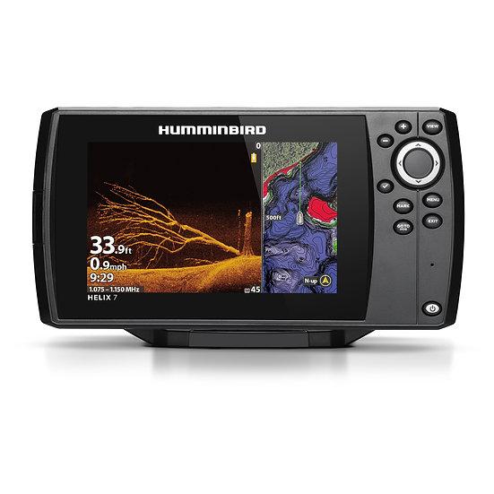 Humminbird Helix 7 Chirp MDI GPS G3N