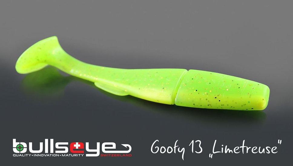 Bullseye Goofy Limetreuse