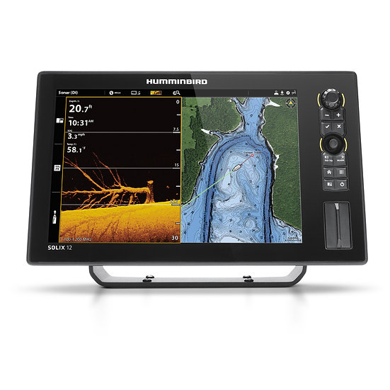 Humminbird Solix 12 Chirp MDI+ GPS G2 Cho