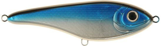 Buster Jerk Blue Chrome Shallow