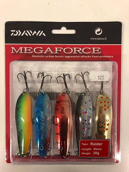 Megaforce Raider