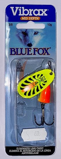 Blue Fox Vibrax No.4 (10g)