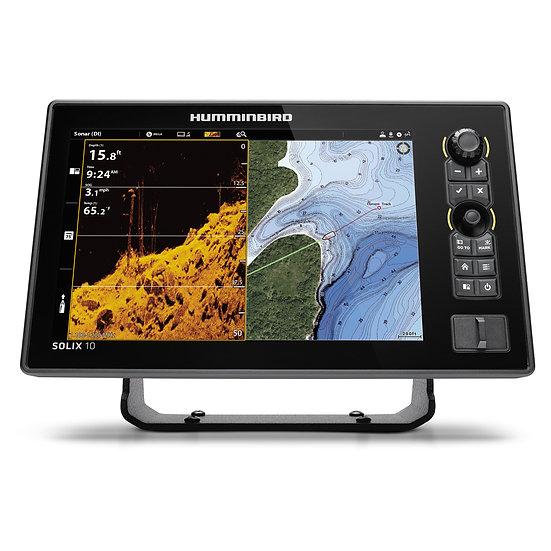 Humminbird Solix 10 Chirp MDI+ GPS G2 Cho