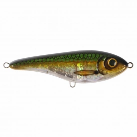 Buster Jerk Emerald Herring Shallow