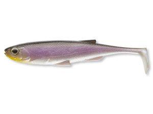 Daiwa Duckfin Liveshad 20cm Purple Ghost