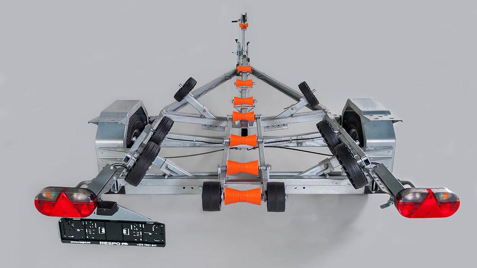 Boattrailer 1350V 651 T209
