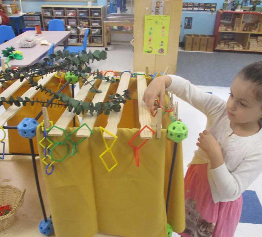 Building a mini Sukkah