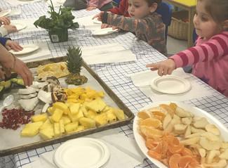 Celebrating Tu B'Shevat