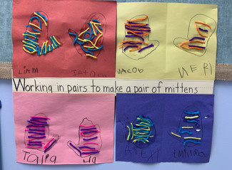 4's Annual Mitten Mitzvah Project