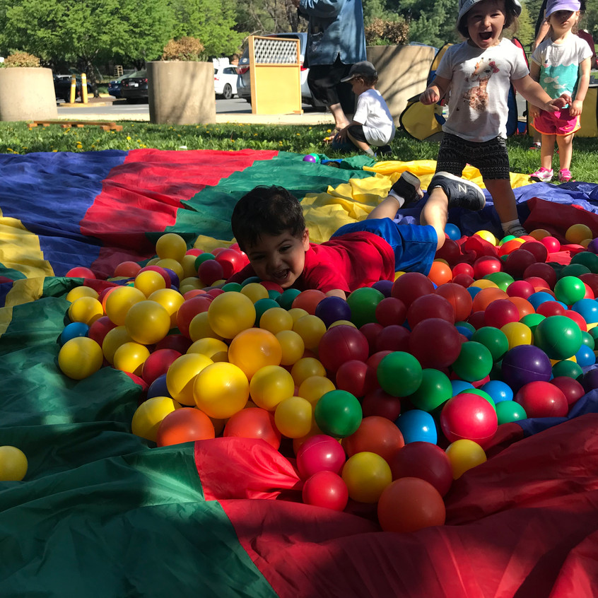 ball pit mania!