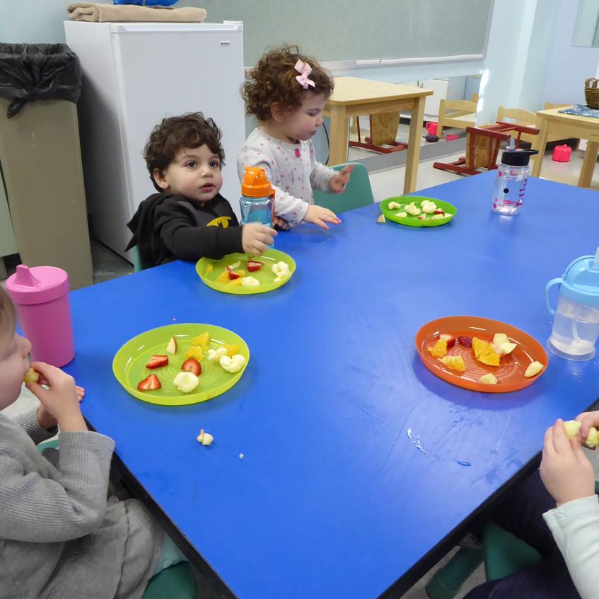 Toddlers Seder
