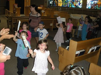 Simchat Torah Celebration