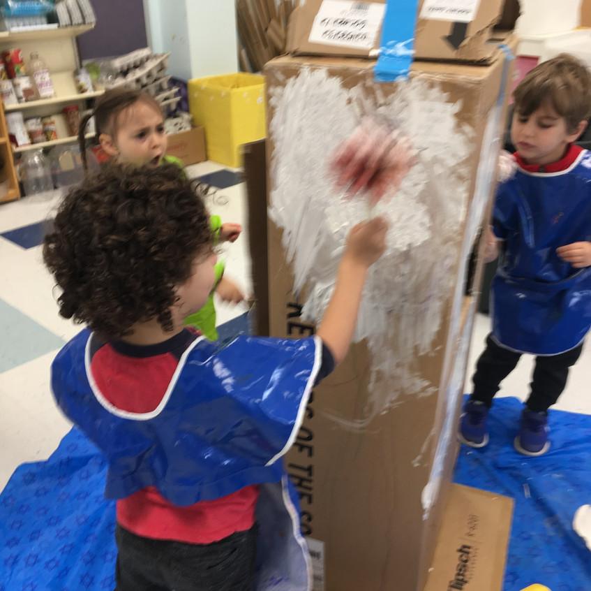 Creating a rocket