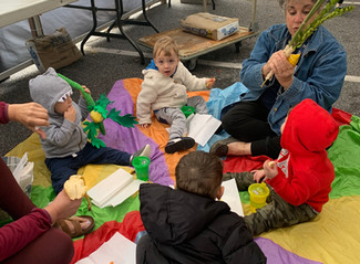 Sukkot Learning and Exploration