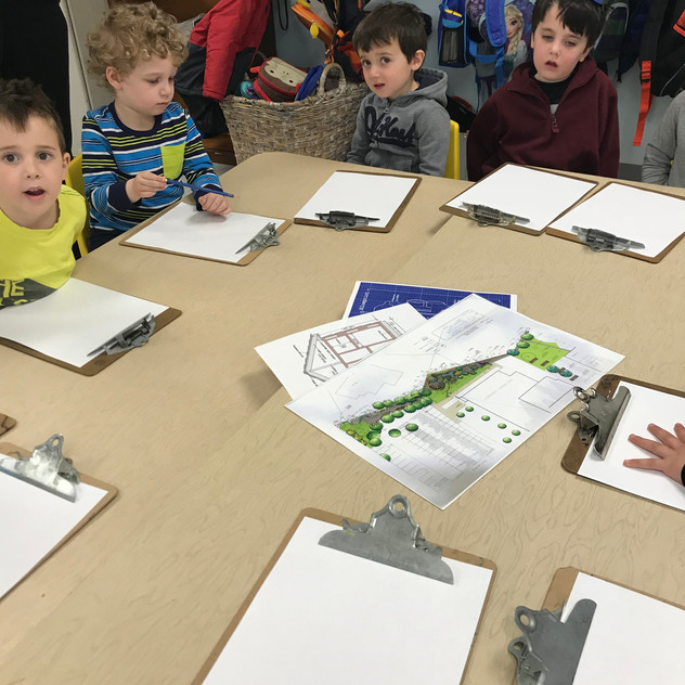 Using blueprints to design boxes