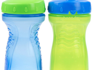 So Long Sippy Cups...