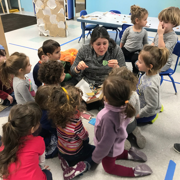 Retelling of the Pesach story