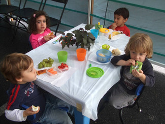 Sukkot Around the School