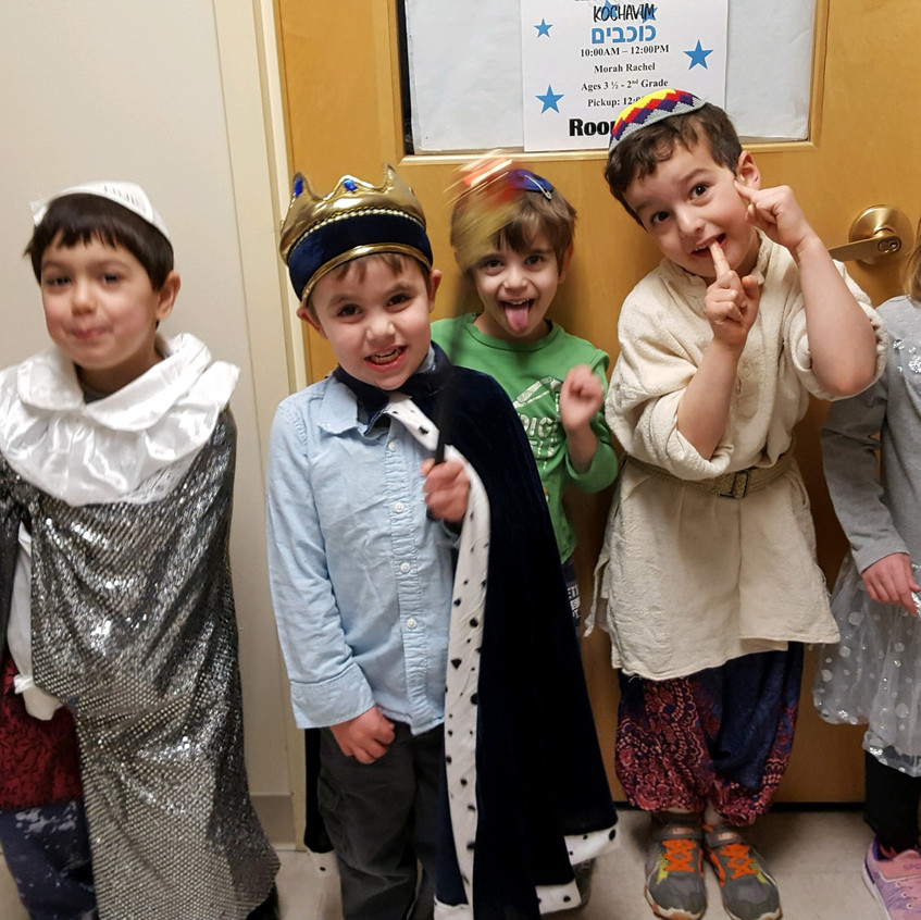 Purim day!