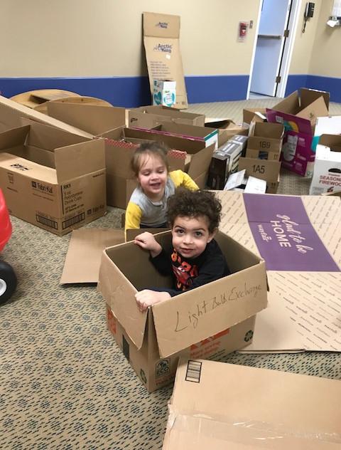 AHHH!!  Boxes!!!