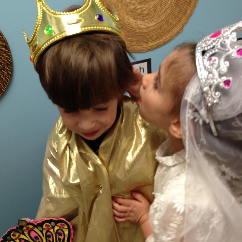 Queen Esther has a secret!