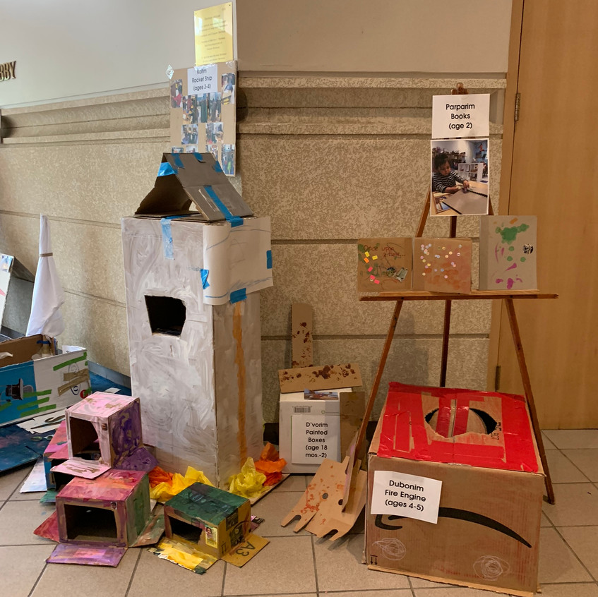 See what we made on display!