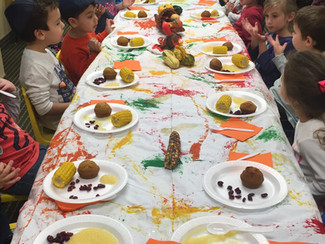Giving thanks at the ECC
