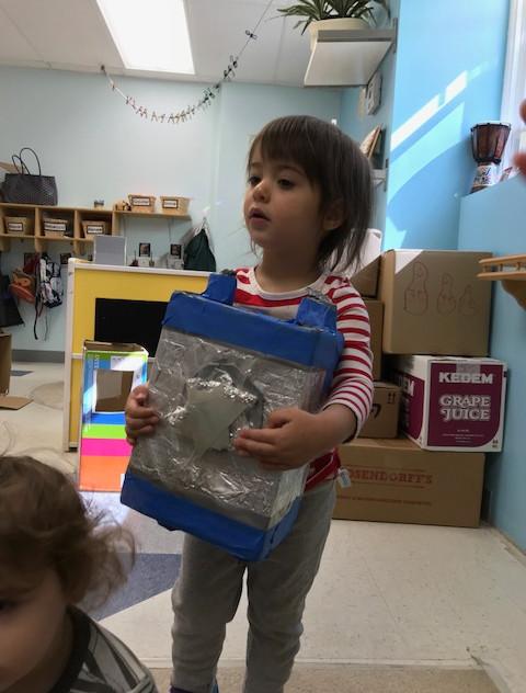 Torah in a box