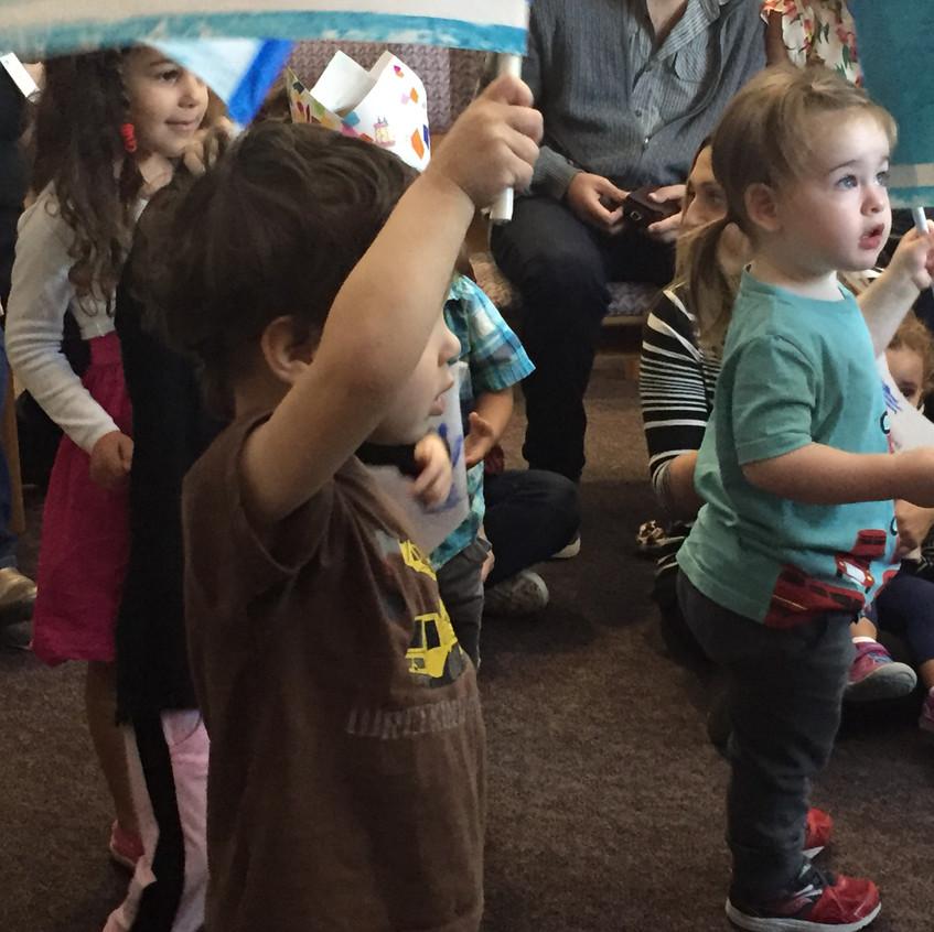Shabbat Sing