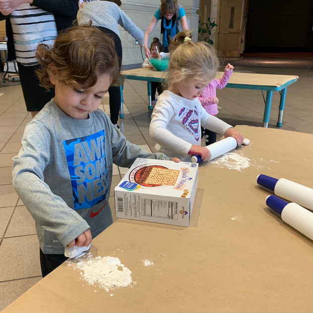 Exploring flour