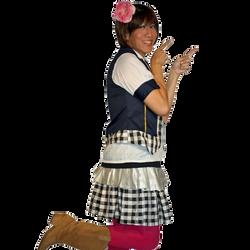 ぬまっち・<AKB48 あっちゃん>