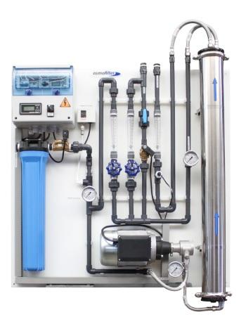 Osmoseur Inverse Industriel