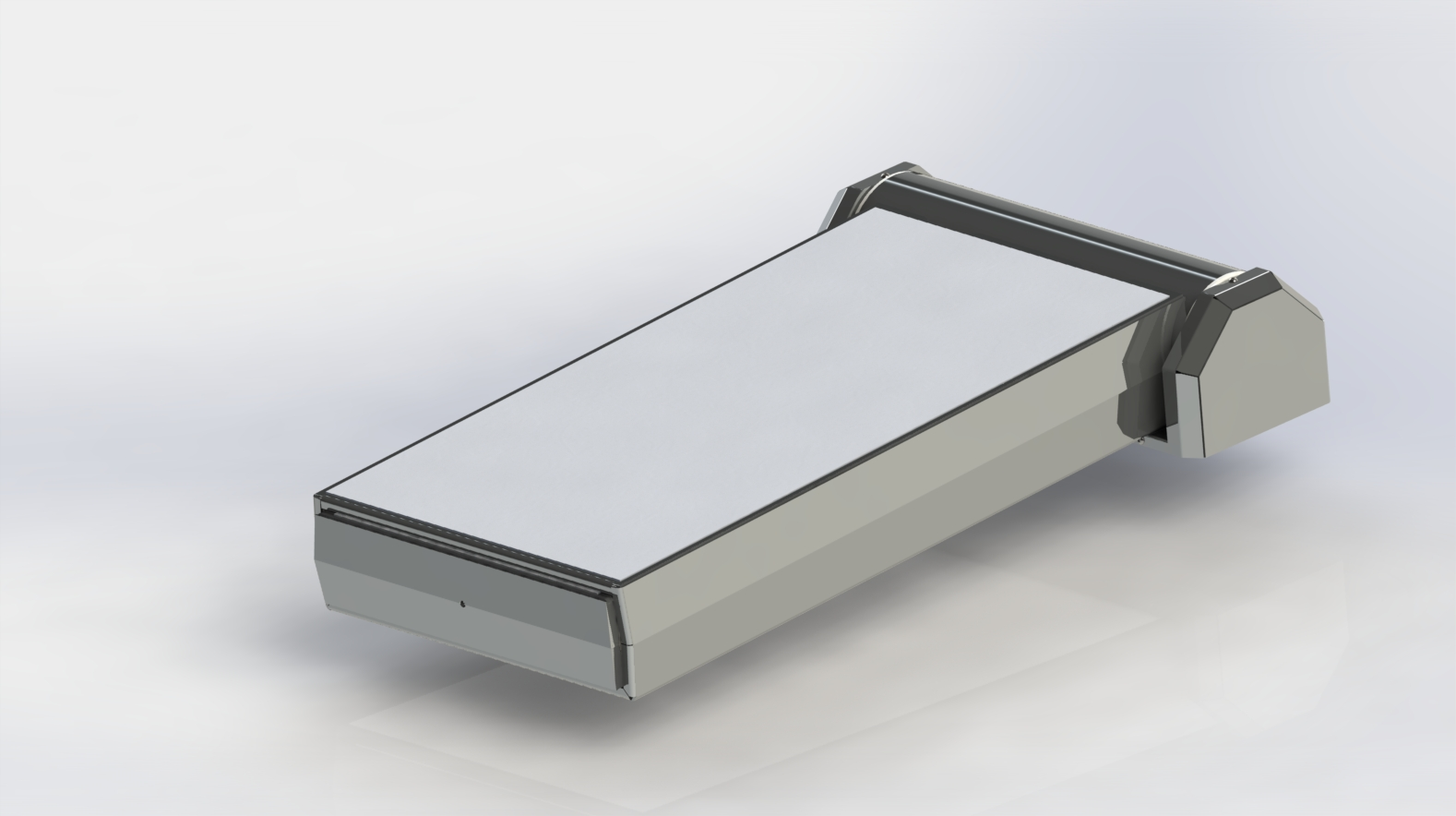 ALMAR Gangway mit Compact-Rotator