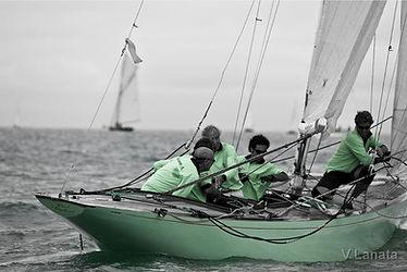 Vert-Galant en course à Noirmoutier © Valérie Lanata