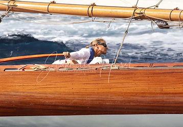 Laurence Diane Ramès barre Ester © J. Horst