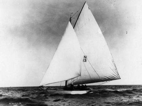 De Bristol à Bandol, le yacht Mimosa III