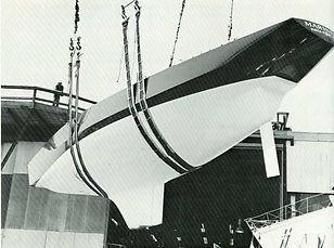 Le 12mji Mariner et ses tableaux immergés