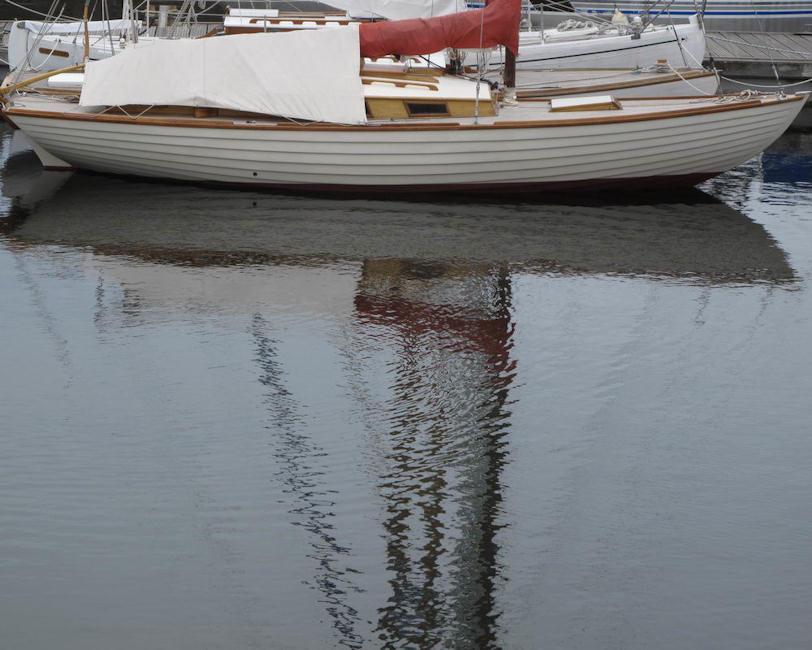 Folkboat,