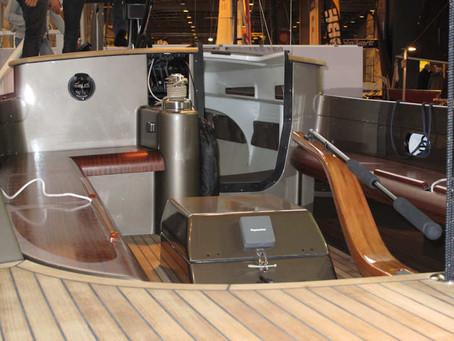 Nouveaux bateaux vus au Salon