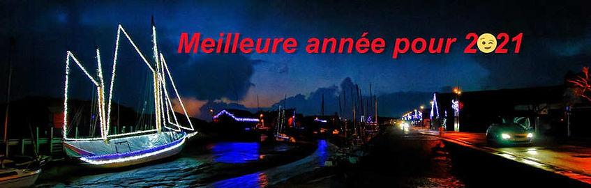 Le vieux port de Noirmoutier en l'Île © Philippe Folie-Dupart