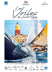 Voiles de Saint-Tropez 2020