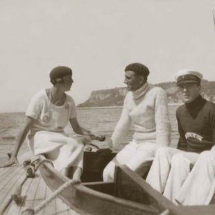 Virginie Hériot la grande Dame du Yachting (1890-1932)