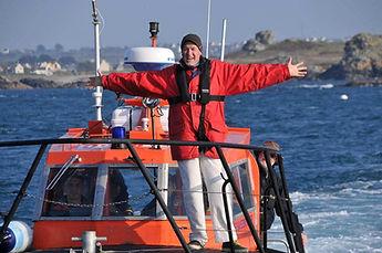 Yann Salaün nouveau président de l'Atlantic Yacht Club