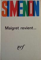 Collection Simenon