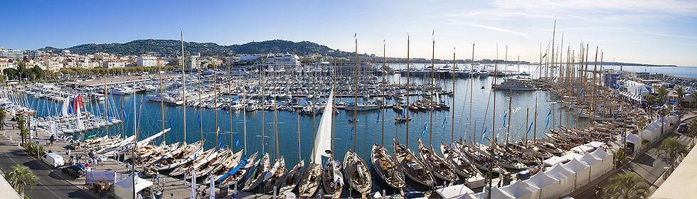 Cannes Quai Saint-Pierre
