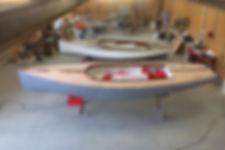 Le chantier Beboat à Arradon